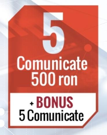 5 comunicate de presa