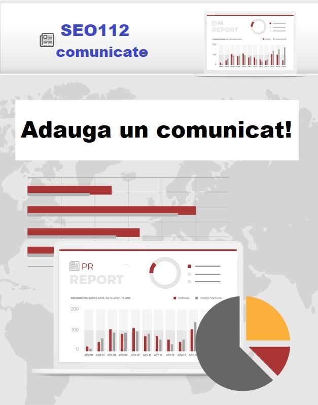 ADAUGA COMUNICAT DE PRESA