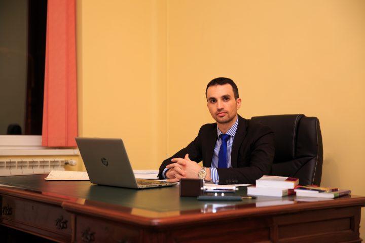 Avocatul specializat in drept penal Andrei Gheorghe Gherasim din Bucuresti