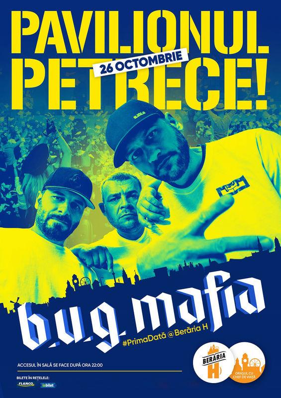 concert-BUG-mafia-la-beraria-h-Bucuresti-sambata-26-octombrie-2019