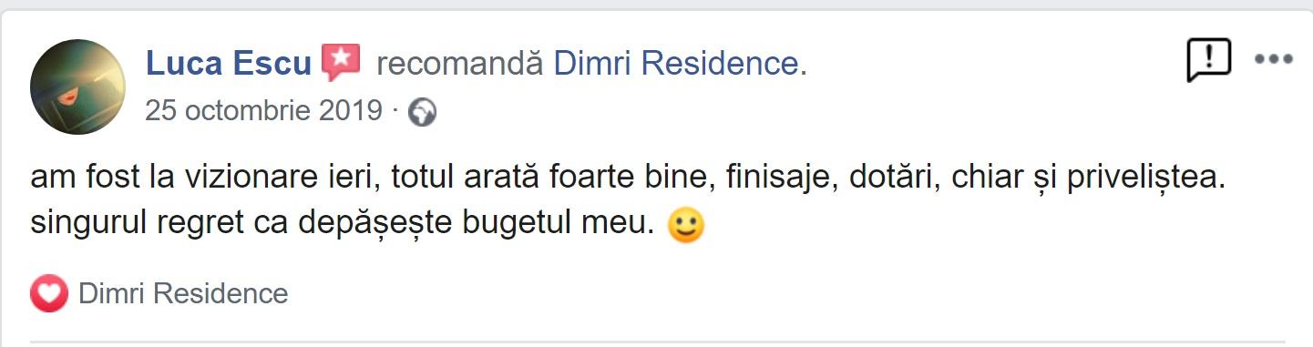 pareri-despre-dimri-residence-facebook