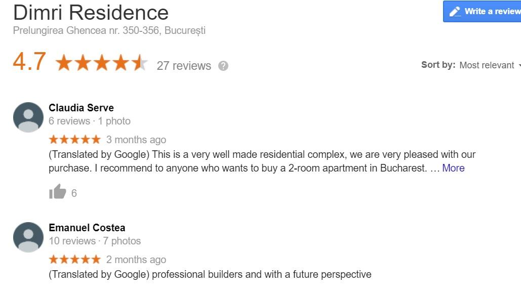 pareri-despre-dimri-residence-google2